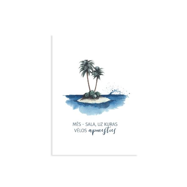 Kartīte Mēs – sala