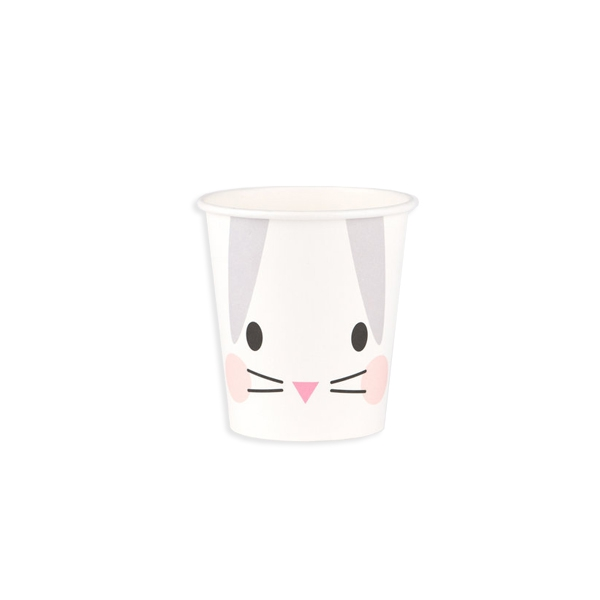 Papīra krūzītes Mini rabbit