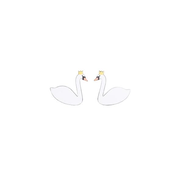 Papīra virtene Swans