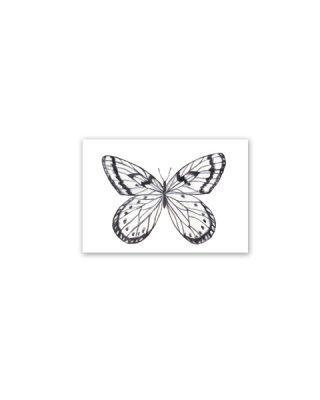 Mini kartīte Butterfly