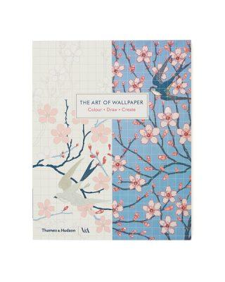 Grāmata The Art of Wallpaper