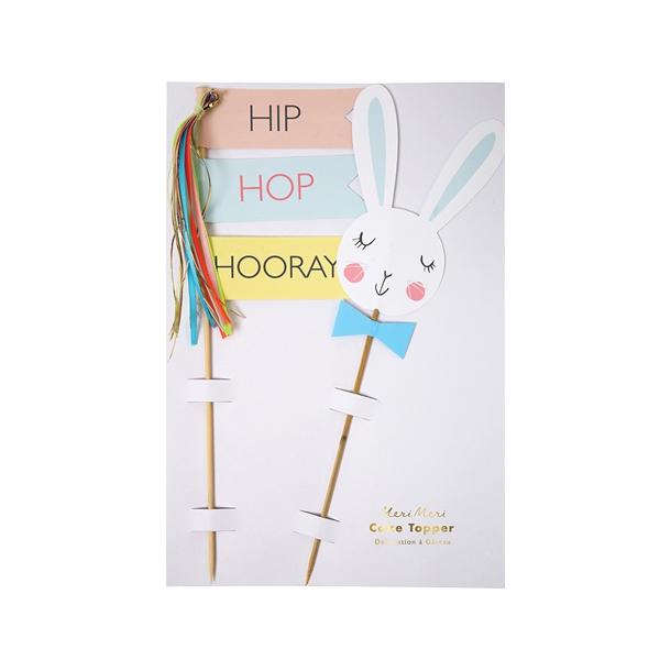 Kūkas dekors Hip Hop Hoorey