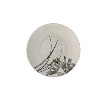 Šķīvis Sooji Rose, keramikas, apaļš