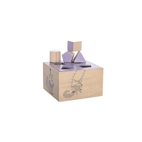 Rotaļa Circus Intelligence Box, violeta