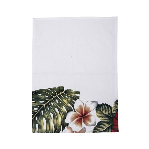 Virtuves dvielis Aruba Flowers