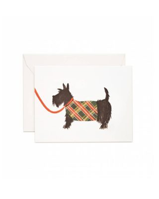 Kartīte Scottish Terrier