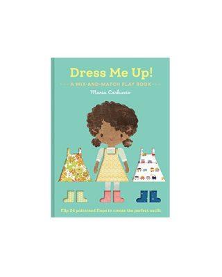 Rotaļa - grāmata Dress me up!