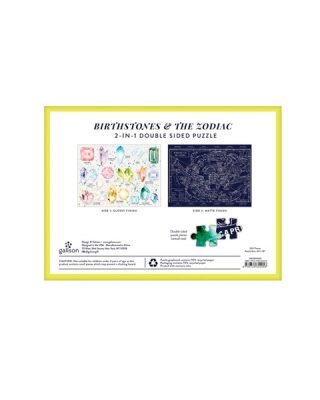 Puzle Birthstones & The Zodiac 2 in 1