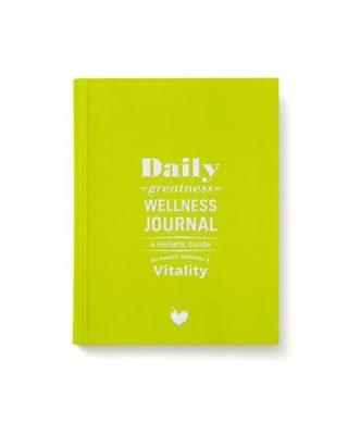 Piezīmju grāmata Dailygreatness Wellness Journal