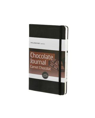 Šokolādes žurnāls Moleskine Passion