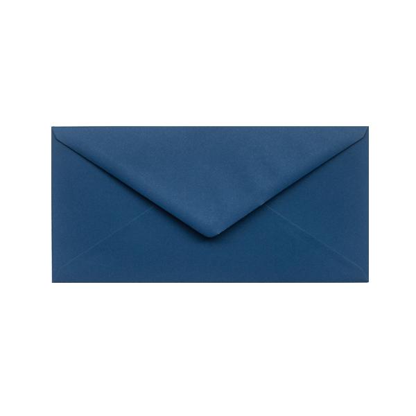 DL izmēra aploksne, tumši zila