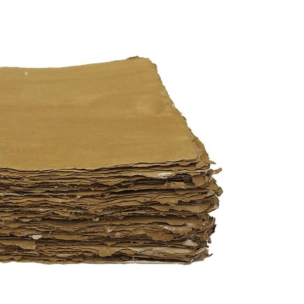 1 rokas lējuma papīra loksne Bhutanese yellow earth, 140 g, 31 cm x 46 cm