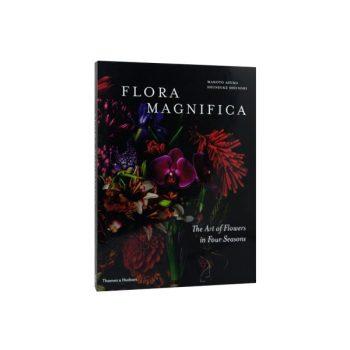 Grāmata FLORA MAGNIFICA