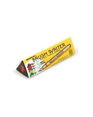 Flomāsteru komplekts, Brush Writer - 5 krāsas