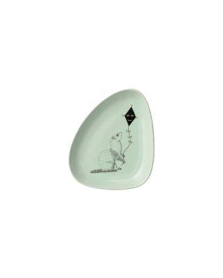 Keramikas šķīvis Cauna
