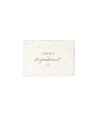 Kartīšu komplekts Kaligrāfiski Cipari, 1-12, aploksnē