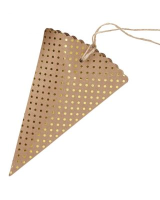 Papīra tūtiņas Confetti