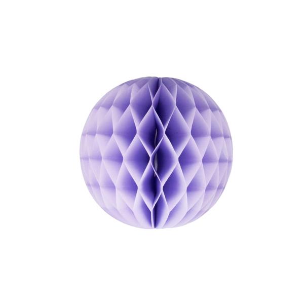 Šūnu bumba, violeta, 20 cm