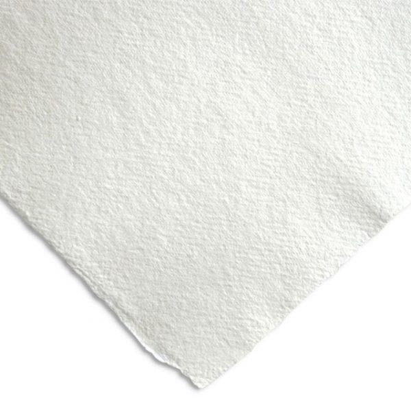 1 rokas lējuma papīra loksne, balta, 320 g, 21 cm x 30 cm