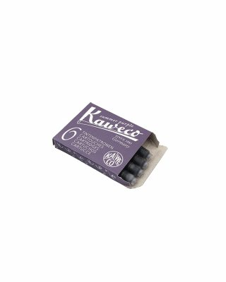 Tintes kodoliņi, Summer Purple 6. gab., Kaweco