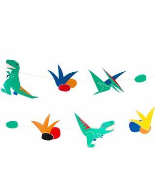 Papīra virtene Dinosaur
