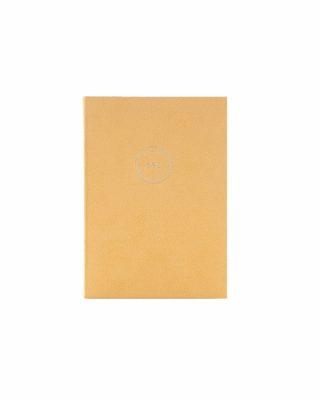 Piezīmju grāmata Sahara, A5, tukšas lapas