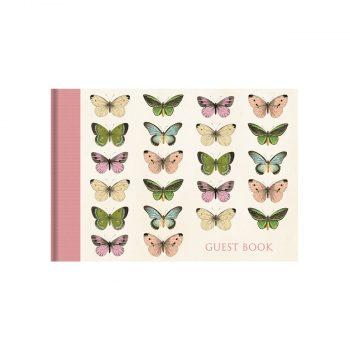 Viesu grāmata Butterflies