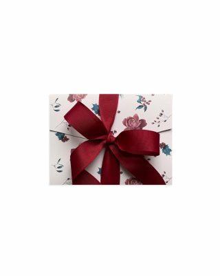 Dāvanu aploksne Christmas garden, Winter fairy tale, ar kartīti un lentu