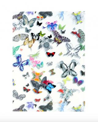 Piezīmju grāmata Butterfly Parade, A4