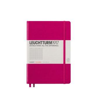 Piezīmju grāmata Leuchtturm1917 Medium, A5, rozā