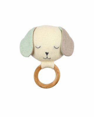 Rotaļlieta mazulim Dog Rattle