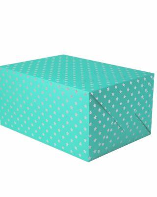 Dāvanu ietinamais papīrs Tiffany's Starts Blue, loksne