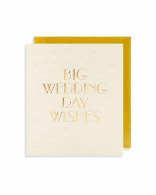 Kartīte Big Wedding Day Wishes