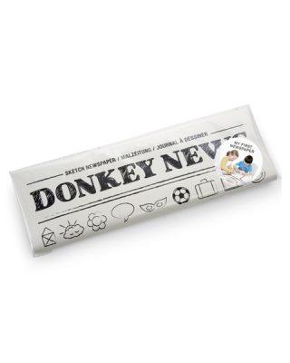 Krāsojamā avīze Donkey News