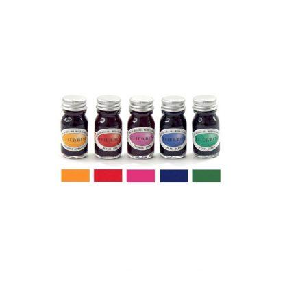 Tinte zīmēšanai, ūdenskrāsu, 1 gab., dažādas krāsas