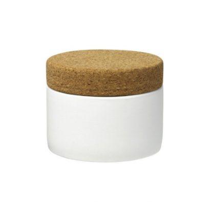 Sīklietu trauciņš, korķis un porcelāns